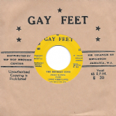 Patsy - The Retreat Song / Leslie Butler & Count Ossie - The Call.. (Gay Feet/Dub Store Rec.) JPN 7""